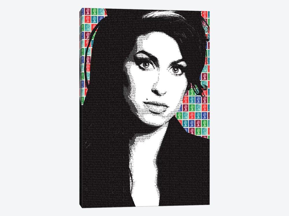 Amy Winehouse by Gary Hogben 1-piece Art Print