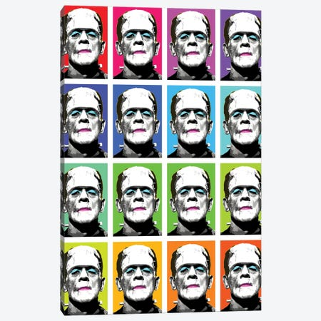 Frankie Monroe X 16 Canvas Print #GHO33} by Gary Hogben Canvas Art