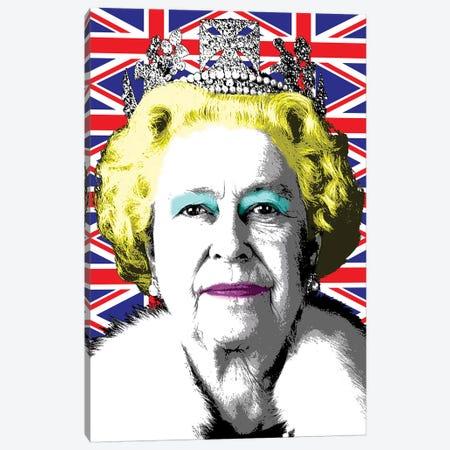 Liz Flag 3-Piece Canvas #GHO42} by Gary Hogben Canvas Print