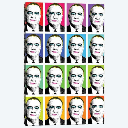 Marilyn Hoover X 16 Canvas Print #GHO44} by Gary Hogben Canvas Artwork