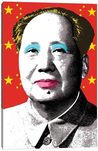 Marilyn Mao - Flag Canvas Art Print