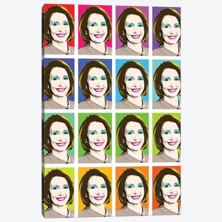 Marilyn Pelosi X 16 Canvas Print #GHO48} by Gary Hogben Canvas Print