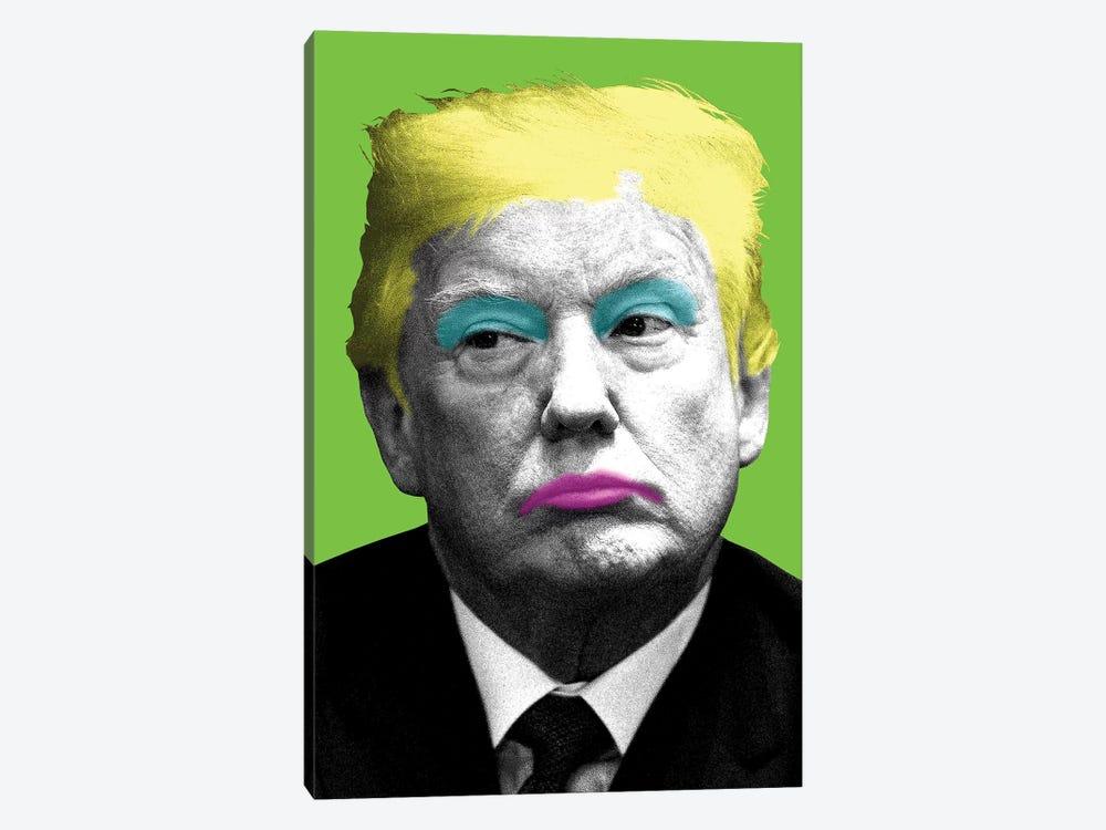 Marilyn Trump - Lime by Gary Hogben 1-piece Canvas Wall Art