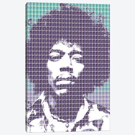 Purple Haze Canvas Print #GHO64} by Gary Hogben Canvas Wall Art