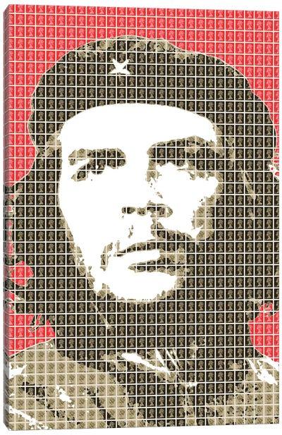 Revolution Red Canvas Art Print