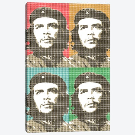 Revolution X 4 Canvas Print #GHO76} by Gary Hogben Canvas Art Print