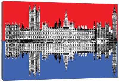 Westminster Canvas Art Print