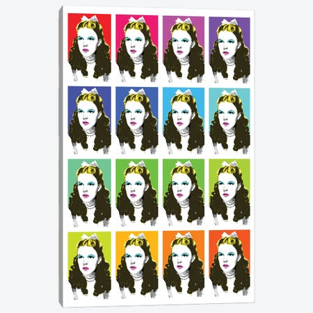 Dorothy Monroe 3-Piece Canvas #GHO94} by Gary Hogben Art Print