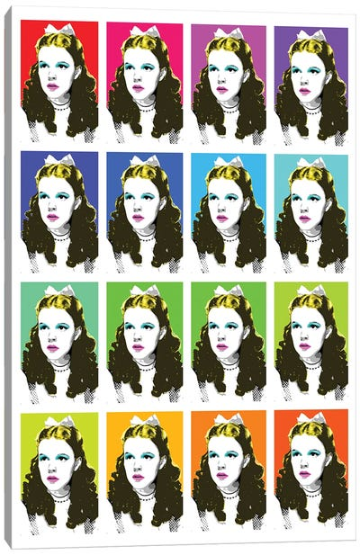 Dorothy Monroe Canvas Art Print