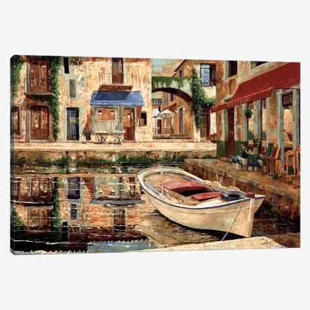 Lovely Day Canvas Print #GIA10} by Gilles Archambault Art Print