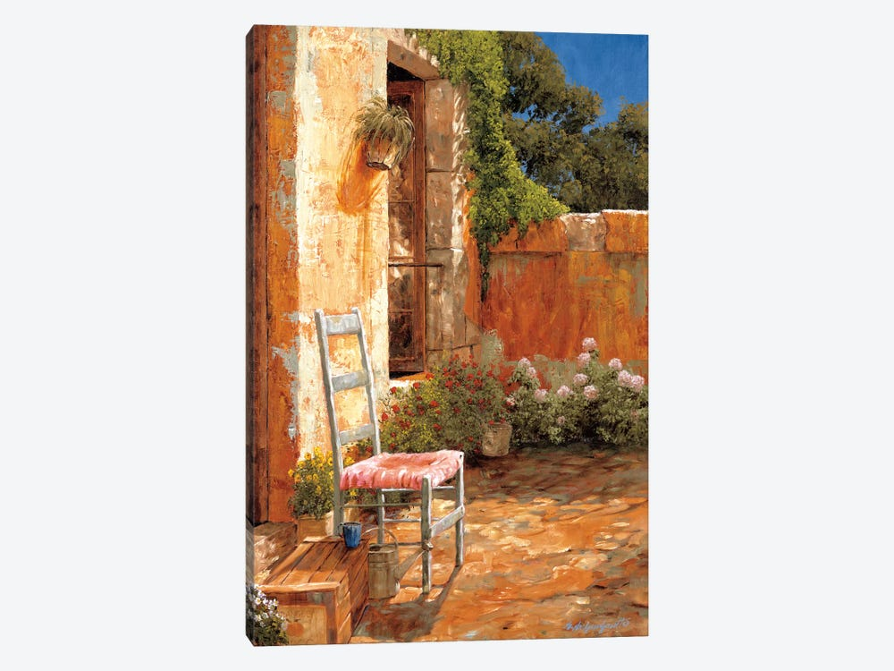 Morning Coffee by Gilles Archambault 1-piece Canvas Artwork