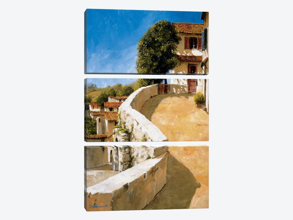 Provence 3-piece Canvas Print