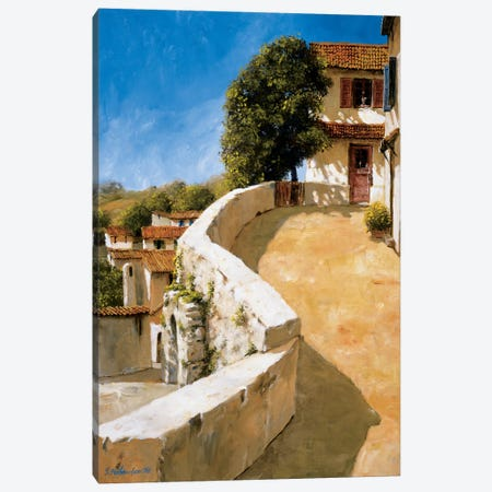 Provence Canvas Print #GIA17} by Gilles Archambault Canvas Art