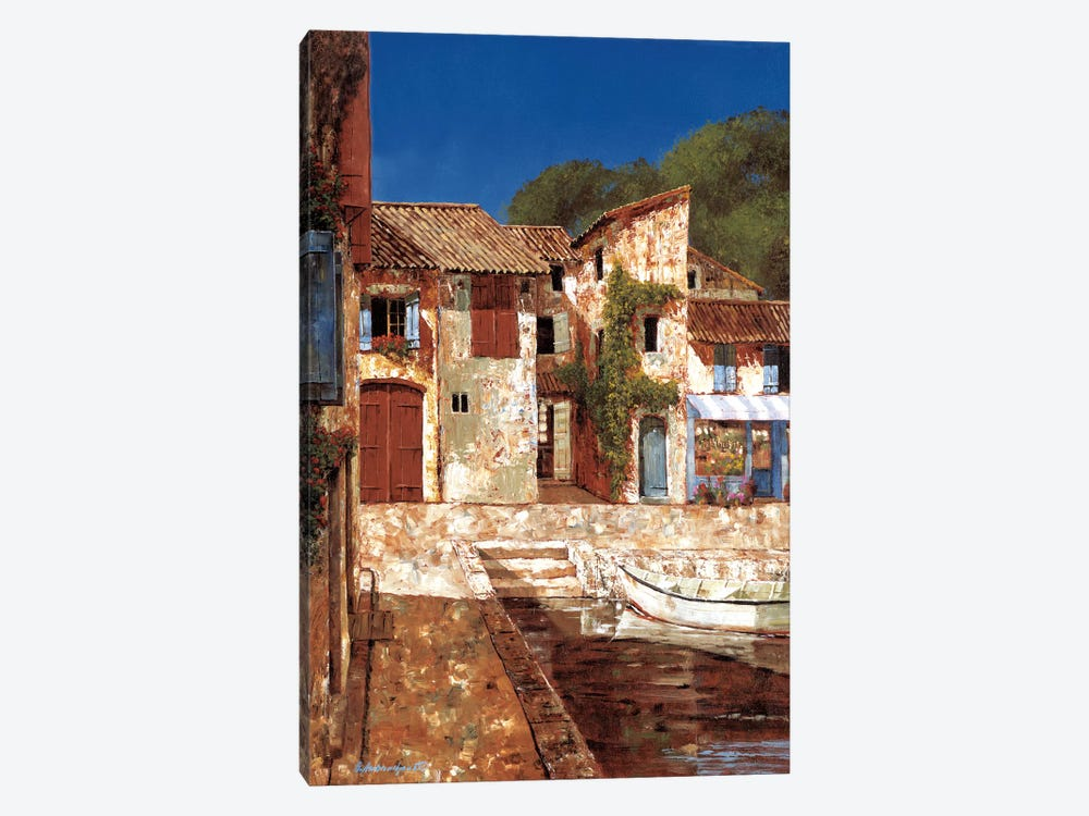Quiet Days Of Summer by Gilles Archambault 1-piece Canvas Wall Art
