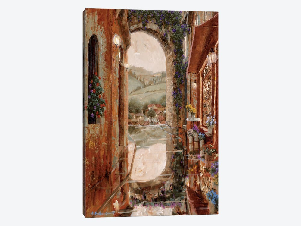 Rainy Days Of Summer by Gilles Archambault 1-piece Art Print