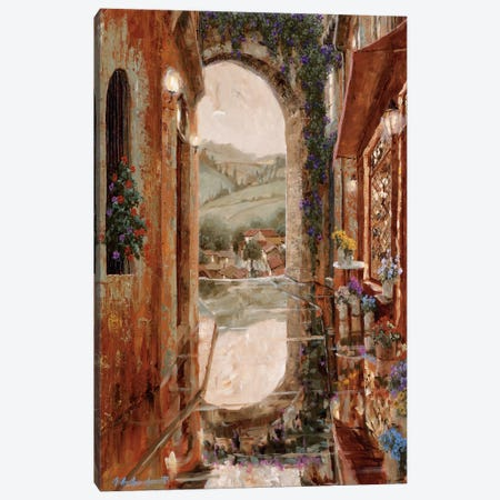 Rainy Days Of Summer Canvas Print #GIA19} by Gilles Archambault Canvas Art Print