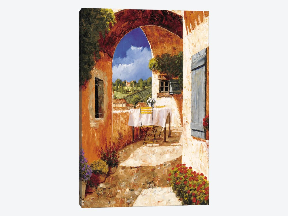 The Days Of Wine And Roses by Gilles Archambault 1-piece Canvas Artwork