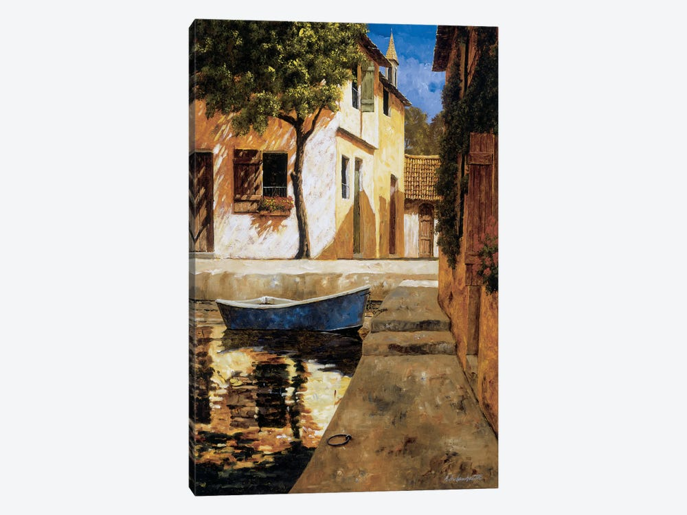 Touch Of Blue by Gilles Archambault 1-piece Canvas Print