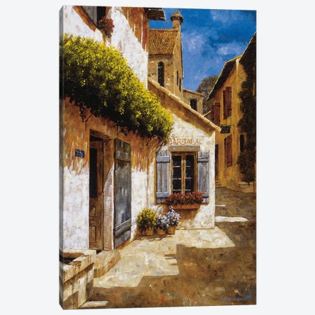 Welcome To My House Canvas Print #GIA29} by Gilles Archambault Canvas Artwork