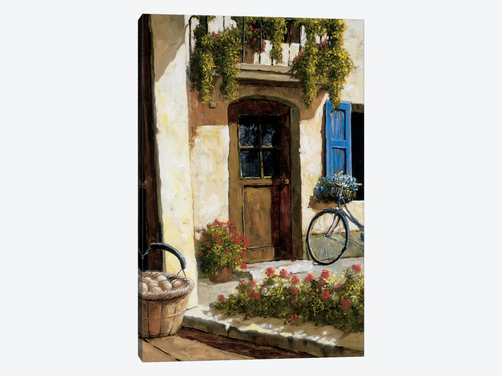 Back From The Market by Gilles Archambault 1-piece Canvas Artwork