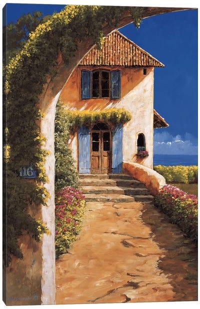 Welcoming Canvas Art Print
