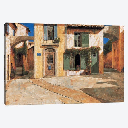 You've Got Mail Canvas Print #GIA31} by Gilles Archambault Art Print