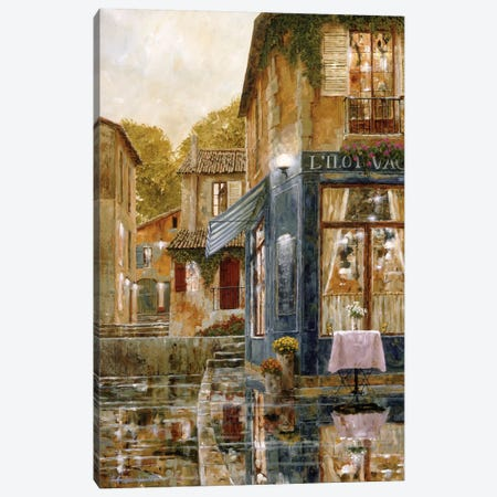 Missing You Canvas Print #GIA33} by Gilles Archambault Canvas Print