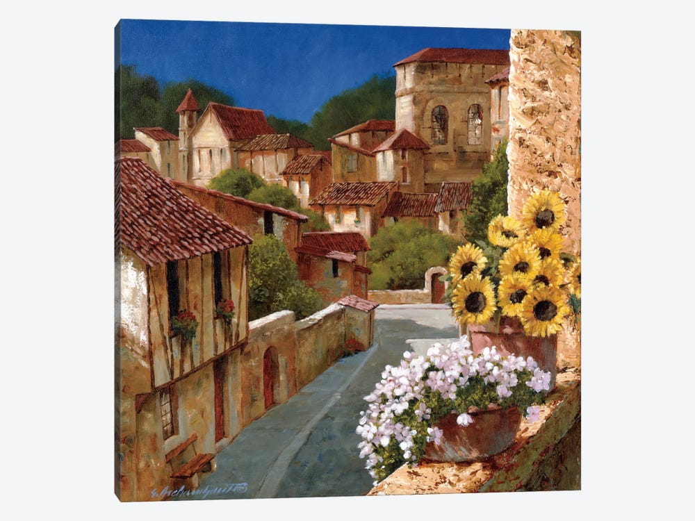 Spring Fever 1-piece Canvas Wall Art