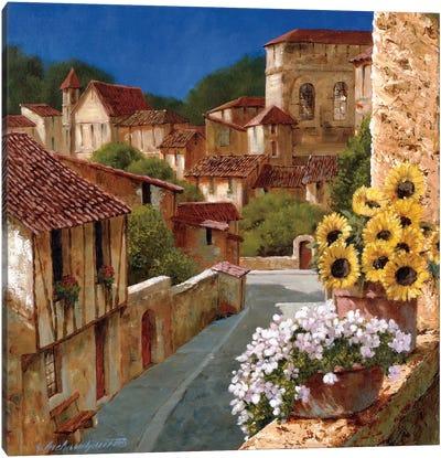 Spring Fever Canvas Art Print