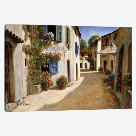 Boulangerie De Peypin Canvas Print #GIA3} by Gilles Archambault Canvas Artwork