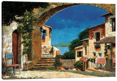 Come To My House Canvas Art Print
