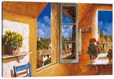 Good Morning Sunshine Canvas Art Print