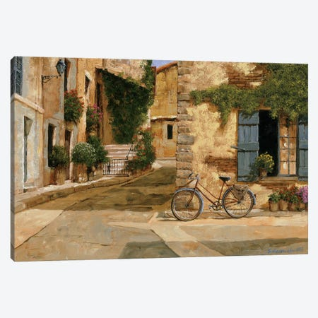 La Livraison Canvas Print #GIA9} by Gilles Archambault Canvas Wall Art