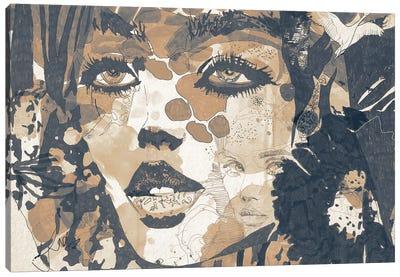 Bleed Canvas Art Print