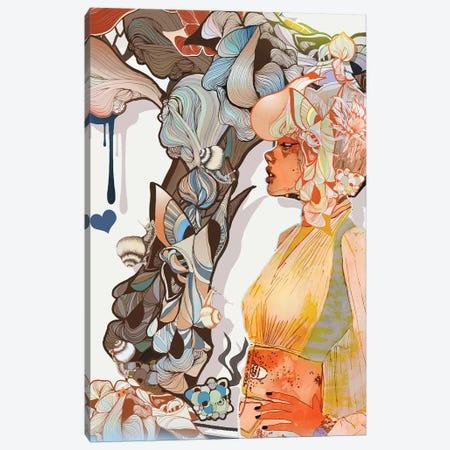 Daphne Canvas Print #GII21} by Giulio Iurissevich Canvas Art
