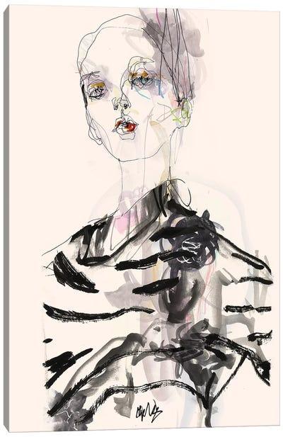 Dior II Canvas Art Print