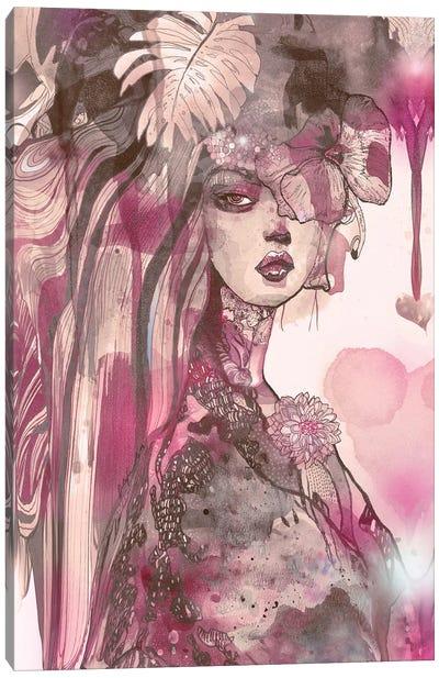 Drop I Canvas Art Print