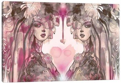 Drop II Canvas Art Print