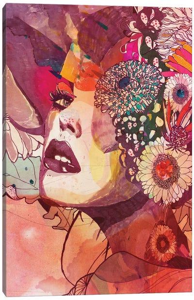 Gerbera I Canvas Art Print