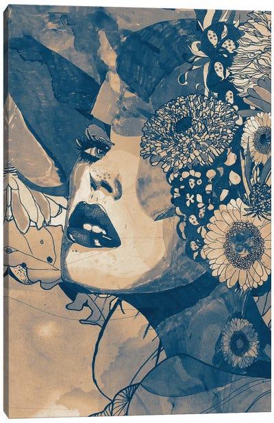 Gerbera Ii Canvas Art Print