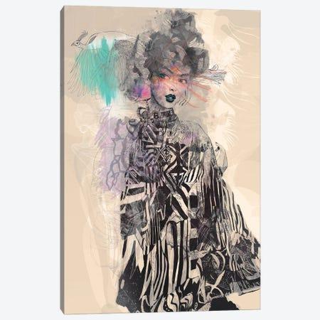 Grey Canvas Print #GII34} by Giulio Iurissevich Canvas Art