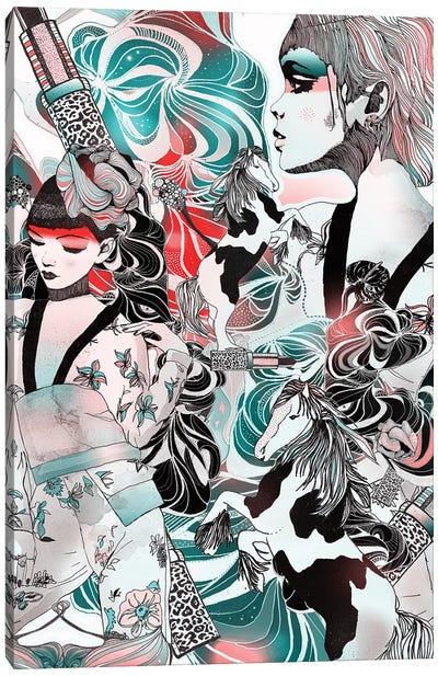 Japanese Dream Canvas Art Print