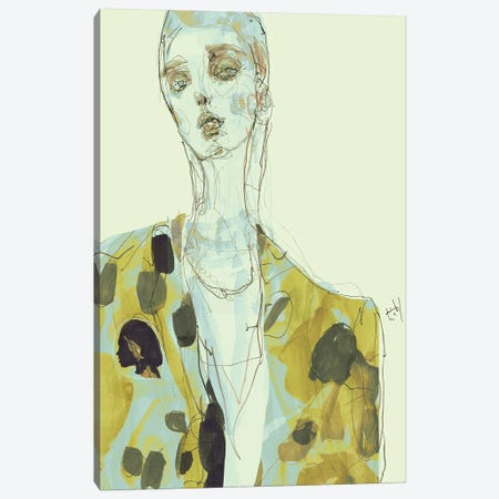 Cameo I Canvas Print #GII69} by Giulio Iurissevich Canvas Art