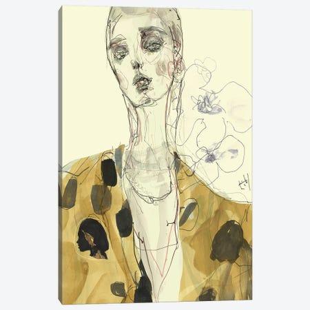 Cameo II Canvas Print #GII70} by Giulio Iurissevich Canvas Print