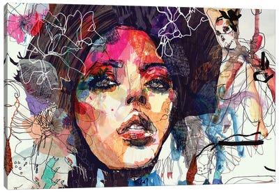 Dysphoria Canvas Art Print