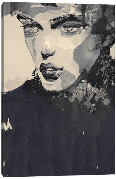 Balenciaga I Canvas Art Print