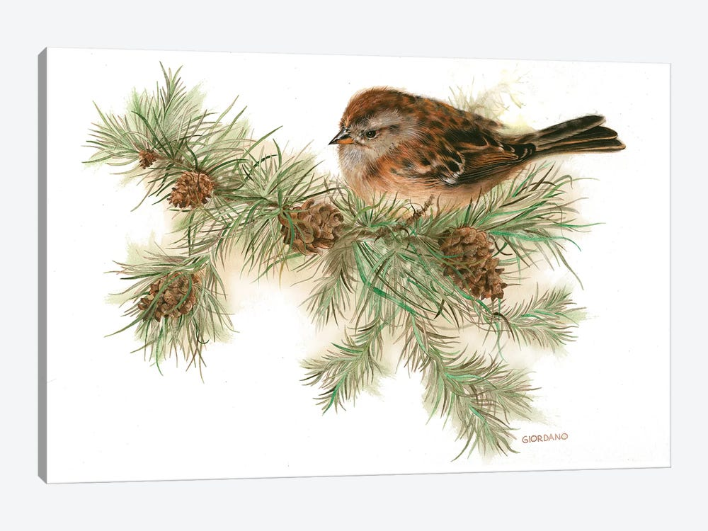 Hight In The Pines by Giordano Studios 1-piece Art Print