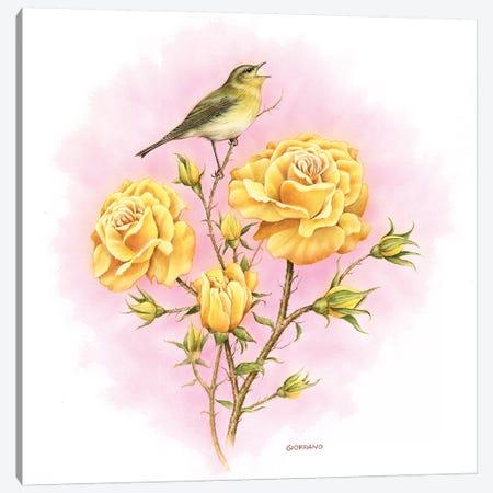Sing Me A Song Canvas Print #GIO40} by Giordano Studios Canvas Artwork