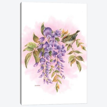 Spring's Blossom Canvas Print #GIO43} by Giordano Studios Canvas Art