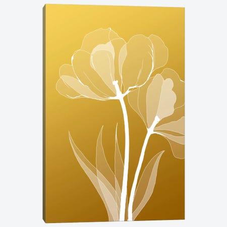 Floral VI Canvas Print #GIS10} by GraphINC Studio Canvas Print